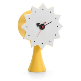 Vitra Ceramic Clock ceramic clock, model 2, geel