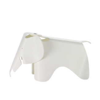Vitra Eames Elephant small Eames Elephant small, wit by designer:Charles & Ray Eames