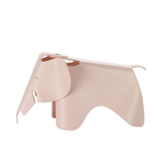 Vitra Eames Elephant small Eames Elephant small, roze by designer:Charles & Ray Eames