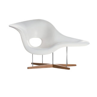 Vitra La chaise La Chaise by designer:Charles & Ray Eames