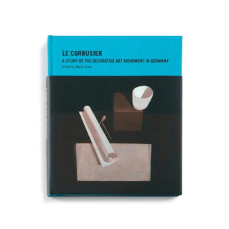 Vitra Le Corbusier - A Study of the Decorative Art Movem Le Corbusier - A Study of the Decorative Art Movement' by designer:Le Corbusier