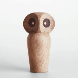 Architectmade Owl large Owl - large, naturel eiken