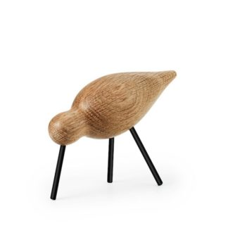Norman Copenhagen Shorebird shorebird medium - eik/zwart