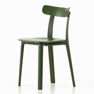 Vitra All Plastic Chair All Plastic Chair stoel ivy by designer:Jasper Morris