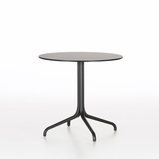 Vitra Belleville Table Bistro Belleville Table Bistro tafel zwart by designer:Ronan & Erwan Bouroullec