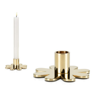 Vitra Candle Holders Petal candle holder, petal by designer:Alexander Girard