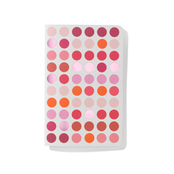 Vitra Dot Notebook Pocket dot notebook, pocket red by designer:Hella Jongerius