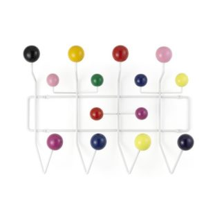Vitra Hang it all hang it all, multicolor by designer:Charles & Ray Eames