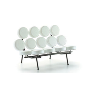 Vitra Miniatures Collection nelson marshmallow sofa, mini