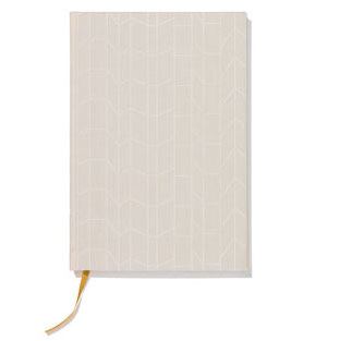 Vitra Notebooks notebook hardcover, A5, crème by designer:Alexander Girard