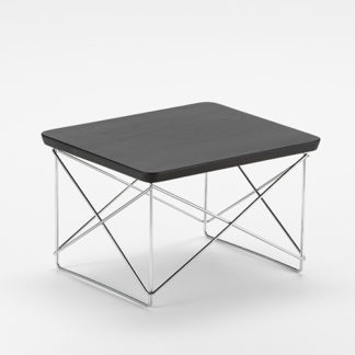 Vitra Occasional table LTR Occasional Table LTR bijzettafel zwart by designer:Charles & Ray Eames