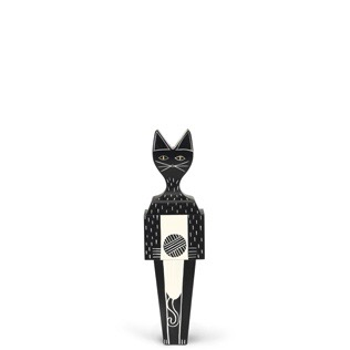 Vitra Wooden Doll Cat wooden doll, cat