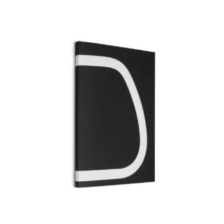 Outline NotebookOutline Notebook, zwart