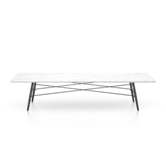 Eames Coffee Table LargeEames Coffee Table - large - wit carara marmer