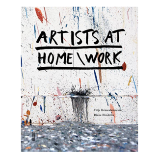 Artists at Home/WorkArtists at Home/Work, boek