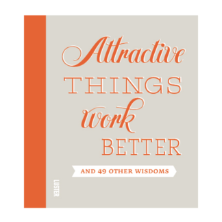 Attractive things work betterAttractive things work better, boek