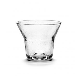 By Paola NavoneBy Paola Navone, glas, table nomade, klein, 15cl