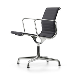 Alu group EA108Eames Aluminium Chair EA 108 stoel zwart