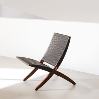 Cuba Chaircuba chair - outdoor - FSC teak - flat rope outdoor