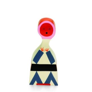Wooden Doll No. 18wooden doll, No. 18