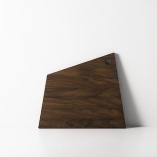 Asymmetric Cutting Board (Large)snijplank, large - gerookt eiken