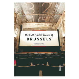 The 500 hidden secrets of BrusselsThe 500 hidden secrets of Brussels boek, EngBlack Friday Deal: 20% korting Gebruik kortingscode BLACK2020geldig tot 28/11/2020