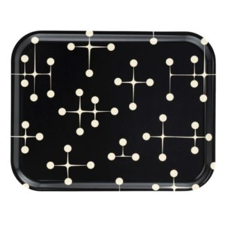 Classic Trays LargeClassic Trays - Dot Pattern reverse dark, large