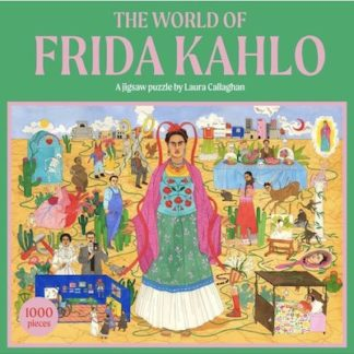 The world of Frida KahloThe world of Frida Kahlo - puzzel - 1000 stuksBlack Friday Deal: 20% korting Gebruik kortingscode BLACK2020geldig tot 28/11/2020