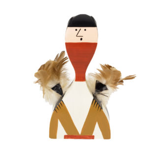Wooden Doll No. 10Wooden Doll, Nr. 10
