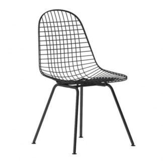 Wire Chair DKXWire Chair DKX, basic dark