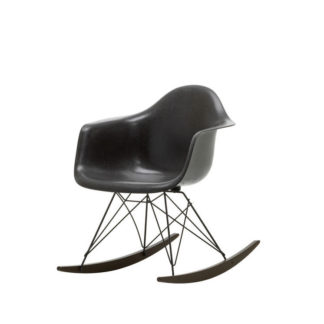 RAREames Fiberglass Armchair RAR , Eames elephant hide grey