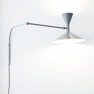 Lampe de MarseilleLampe de Marseille, grijs/wit