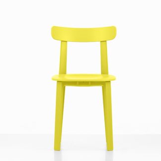 All Plastic ChairAll Plastic Chair stoel buttercup