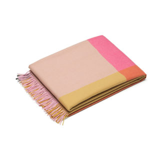 Colour Block Blanketcolour block blanket, roze