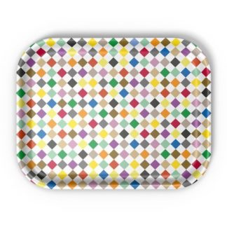 Classic Tray Diamonds medium classic tray, diamonds medium