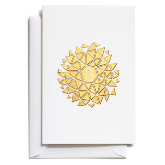 Greeting Cardsgreeting card - sun - medium