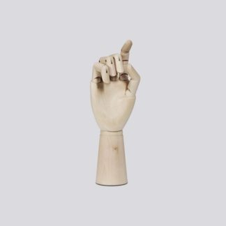 Wooden HandWooden hand - large