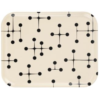 Classic Tray Large Classic Trays - Dot Pattern light, large