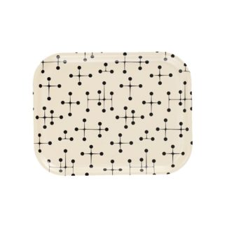 Classic Tray medium Classic Tray - Dot Pattern light, medium