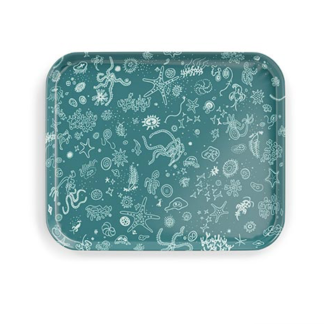 Classic Tray large, Sea Things Classic Tray large, Sea Things, Large