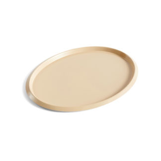 Ellipse Trayellipse tray - beige - medium