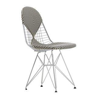 Wire Chair DKR-2 Wire Chair DKR-2, Checker