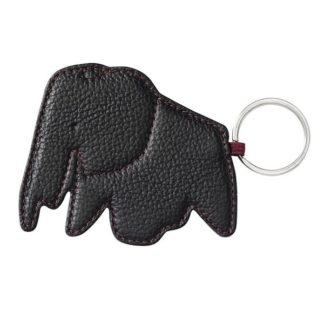 Key Ring key ring elephant, nero