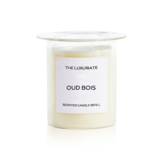 Scented Candle Insertscented candle insert - oud bois - oud & tabac