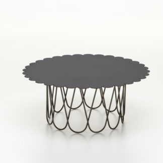 Flower Table groot, anthraciteFlower Table groot, anthracite