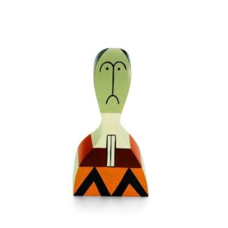 Wooden Doll No. 17 wooden doll, No. 17