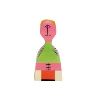 Wooden Doll No. 19wooden doll, No. 19
