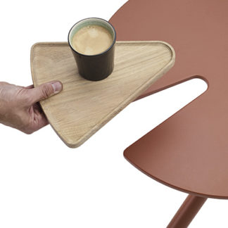 Table tray for Bistroobistroo table tray - teak