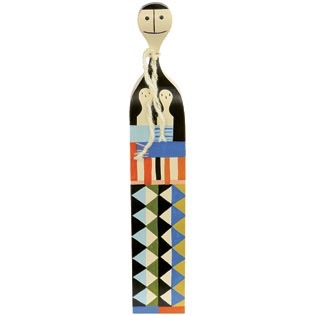 Wooden Doll No. 5 wooden doll, No. 5